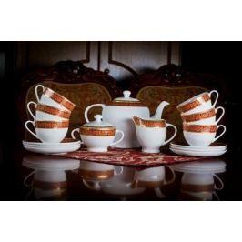 Сервиз чайный Триумф на 6 персон, 15 пр. 71536 А Akky