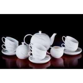 Сервиз чайный Элегия на 6 персон, 15 пр. 71538 А Akky