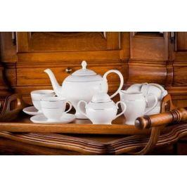 Сервиз чайный Адажио на 6 персон, 15 пр. 71539 А Akky