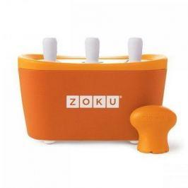 Набор мороженого Triple Quick Pop Maker, оранжевый ZK101-OR Zoku