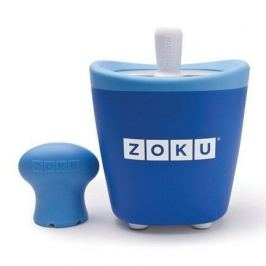 Набор для приготовления мороженого Single Quick Pop Maker, синий ZK110-BL Zoku
