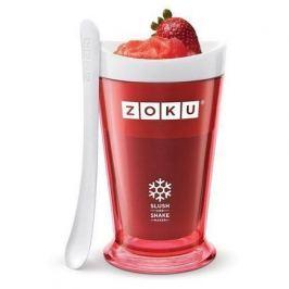 Форма для десертов Sluch & Shake (240мл), 10х16.6см, красная ZK113-RD Zoku