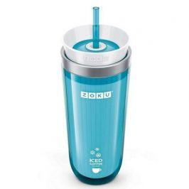 Стакан для охлаждения напитков (325 мл), 9.2х21 см, голубой ZK121-TL Zoku