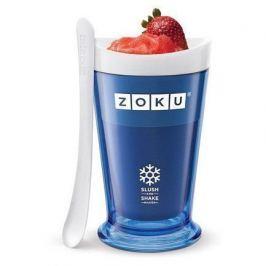 Форма для десертов Sluch & Shake (240мл), 10х16.6см, синяя ZK113-BL Zoku