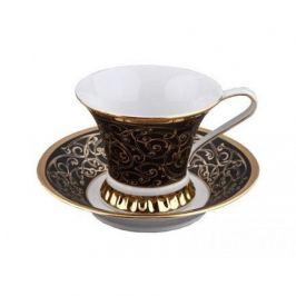 Чашка высокая Byzantine (0.20 л) с блюдцем 57120415-2244 Rudolf Kampf