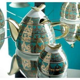 Чайный сервиз на 6 персон, 15 пр. 52160728-2292k Rudolf Kampf