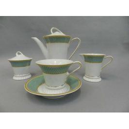 Чайный сервиз на 6 персон, 15 пр. 57160725-2612 Rudolf Kampf