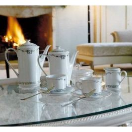 Чайный сервиз на 6 персон, 15 пр. 02160725-2275k Rudolf Kampf