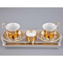 Подарочный набор кофейный Тет-а-тет на 2 персоны, 6 пр. 40140714-B859k Rudolf Kampf
