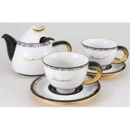 Чайный сервиз на 2 персоны, 5 пр. 52140813-5280k Rudolf Kampf