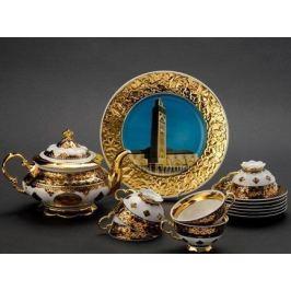 Чайный сервиз на 6 персон Марокко, 15 пр. 07160725-2071 Rudolf Kampf