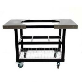 Стол-тележка с корзиной и столешницей, 81х114х54 см 370 Primo