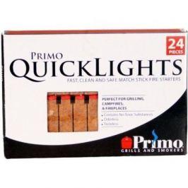 Палочки для быстрого розжига угля Primo Quick Lights, 24 шт. 609 Primo