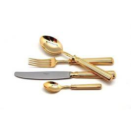 Набор столовых приборов Line gold, 72 пр. 9171-72 Cutipol