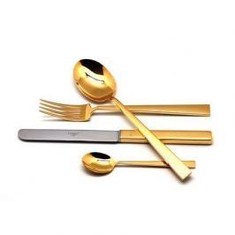 Набор столовых приборов Bauhaus Gold, 24 пр. 9321 Cutipol