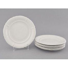 Набор тарелок десертных Соната Белоснежная классика, 19 см, 6 шт. 07160319-0000 Leander