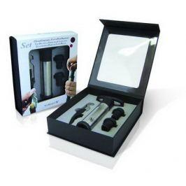 Набор для вина 2 Lever Corkscrew & Pump Set, 4 пр. FI 006 SET Vin Bouquet