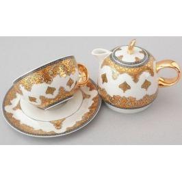 Чайный набор на 1 персону, 3 пр. 42140825-2135k Rudolf Kampf