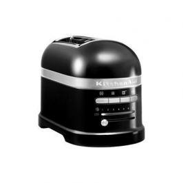 Тостер на 2 ломтика, черный 5KMT2204EOB KitchenAid