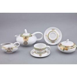 Чайный сервиз на 6 персон, 15 пр. 42160725-0692 Rudolf Kampf