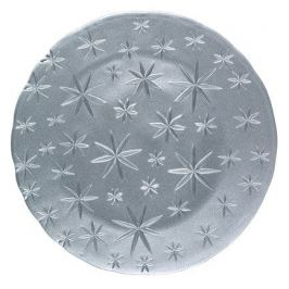 Блюдо Stars, 32 см, серебряное 95893 Nachtmann