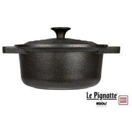 Кокот с литой крышкой Le Pignatte, 28 см(5 л) 00097PIN/28P Risoli