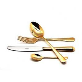 Набор столовых приборов Alcantara Gold, 24 пр. 9291 Cutipol
