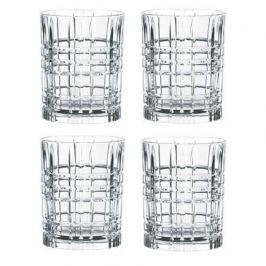 Набор стаканов Square (345 мл), бессвинцовый хрусталь, 4 шт. 101050 Nachtmann