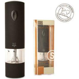 Мельница для соли электрическая Onyx, 20 см 24598 Peugeot