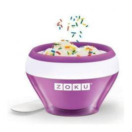 Мороженица Ice Cream Maker, 14х9.3х14 см, фиолетовая ZK120-PU Zoku
