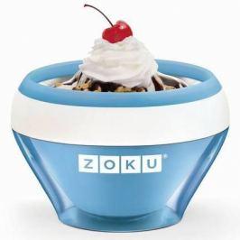 Мороженица Ice Cream Maker (150 мл), 13.8х9.4 см, синяя ZK120-BL Zoku