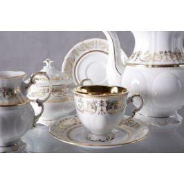 Сервиз кофейный мокко, 15 пр. 07160713-1673 Rudolf Kampf