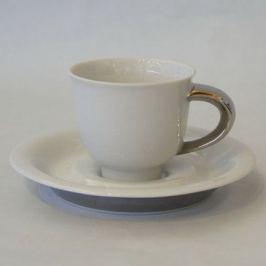 Чашка Kelt (0.10 л) с блюдцем 52120413-1122k Rudolf Kampf