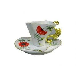 Чашка Dali (0.15 л) с блюдцем 46120425-240Bk Rudolf Kampf