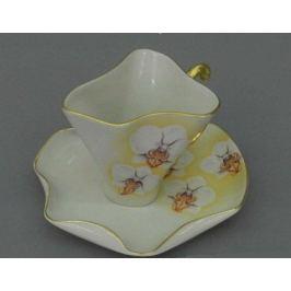 Чашка Dali (0.15 л) с блюдцем 46120425-240Hk Rudolf Kampf