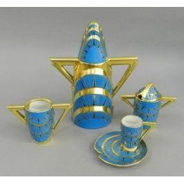 Сервиз кофейный мокко, 15 пр. 64160713-2414k Rudolf Kampf