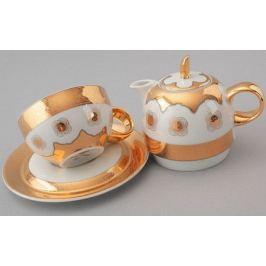 Чайный набор на 1 персону, 3 пр. 42140825-2045k Rudolf Kampf