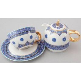 Чайный набор на 1 персону, 3 пр. 42140825-2085k Rudolf Kampf