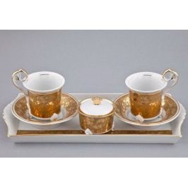 Подарочный набор кофейный Тет-а-тет на 2 персоны, 6 пр. 40140714-D859 Rudolf Kampf