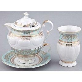 Чайный сервиз на 1 персону, 6 пр. 07140824-238Bk Rudolf Kampf