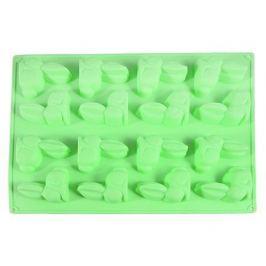 Форма для льда или шоколада Зайцы, 29x22.5x1.7 см, 16 ячеек 6556 Fissman