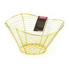 Корзинка для фруктов Gold, 34х23х12 см 8936 Fissman