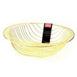 Корзинка для фруктов Gold, 30х9 см 8937 Fissman