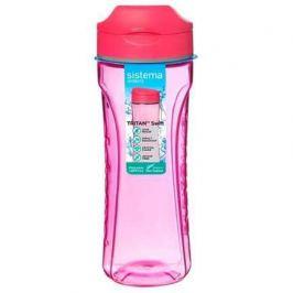 Бутылка для воды Tritan Active (600 мл), цвета в ассортименте 640 Sistema
