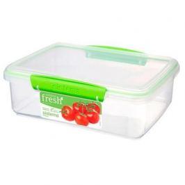Контейнер Fresh (2 л), 23.5х17х8 см, зеленый 951700 Sistema