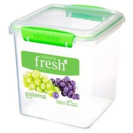 Контейнер для печенья Fresh (2.35 л), 14.9х15.4х16.3 см, зеленый 951334 Sistema