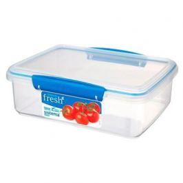 Контейнер Fresh (2 л), 23.5х17х8 см, голубой 921700 Sistema
