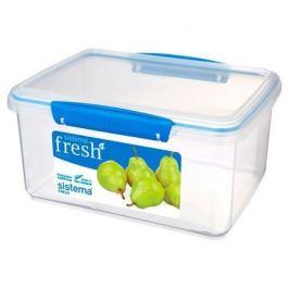 Контейнер Fresh (3 л), 23.5х17х12 см, голубой 921830 Sistema