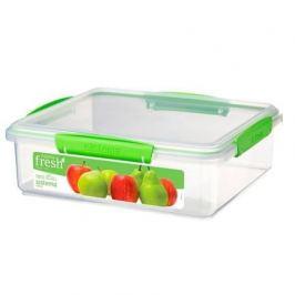 Контейнер Fresh (3.5 л), 26.4х23.8х8.5 см, зеленый 951851 Sistema