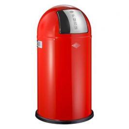 Ведро для мусора с заслонкой (50 л), красное 175831-02 Wesco